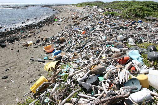 آلودگی دریایی