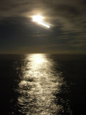 Day 74 - moonrise