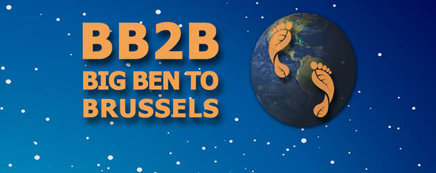 Big Ben to Brussels