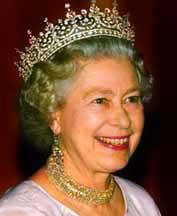 Elizabeth II - Queen for 21,900 days
