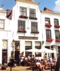 The Hotel in Goedereede