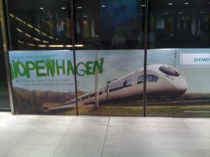 The Copenhagen Metro plugs Hopenhagen
