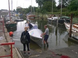 Dolphin Quay Boatyard