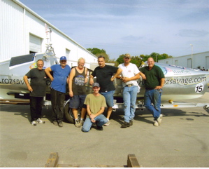The Continental Trailers guys with Sedna