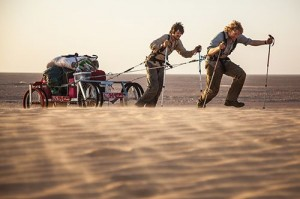 Suffering in the Empty Quarter (with Al Humphreys)