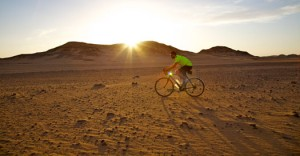 Cycling the Sahara