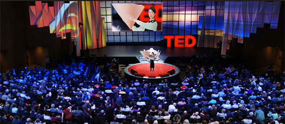 My Favourite TED Talks – and signing off for October