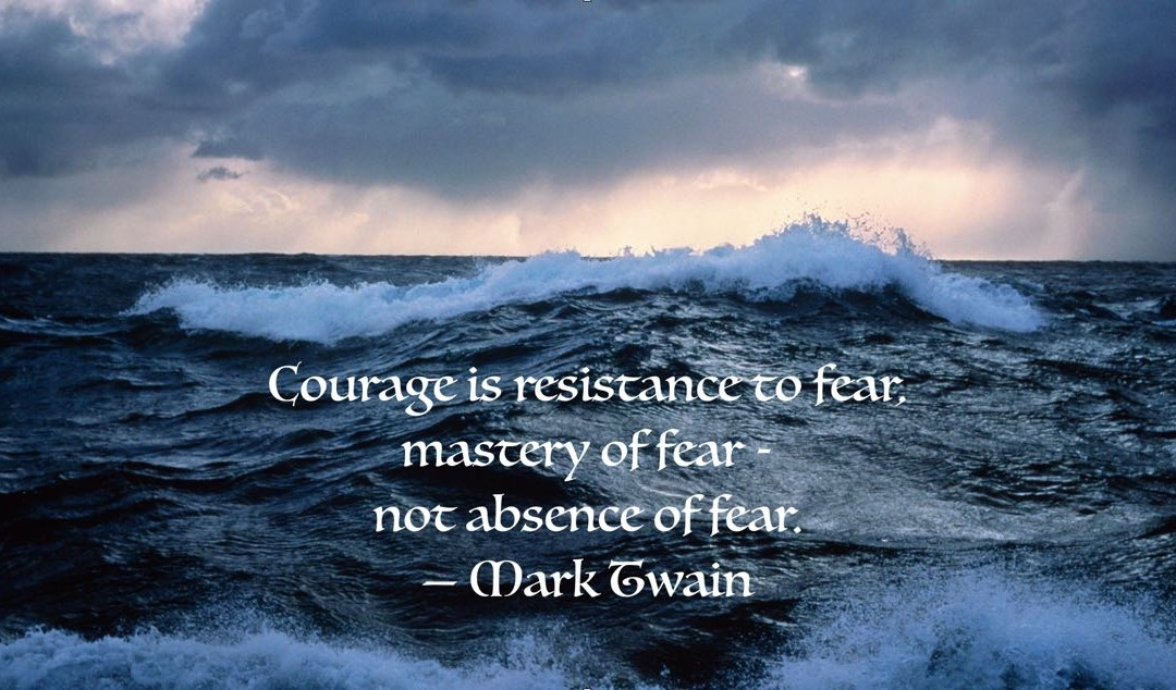 The Art of Courageous Living Week 1: What is Courage?