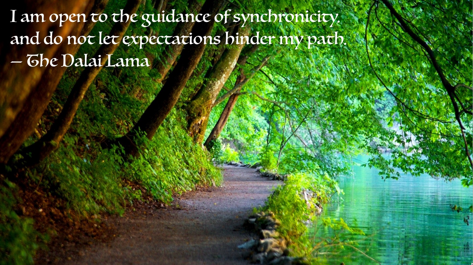 Synchronicities and Serendipities
