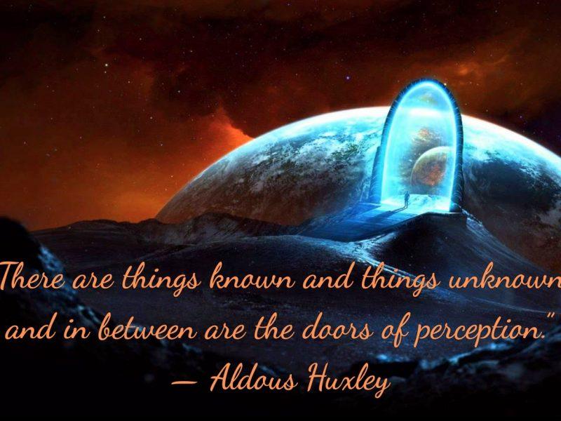 Beyond the Doors of Perception