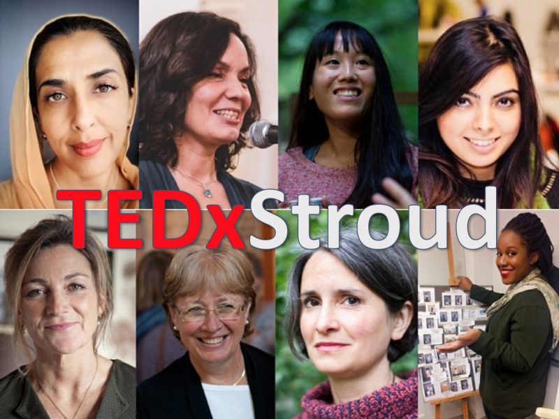 TEDxStroud: Sunday 21st March, 2pm GMT