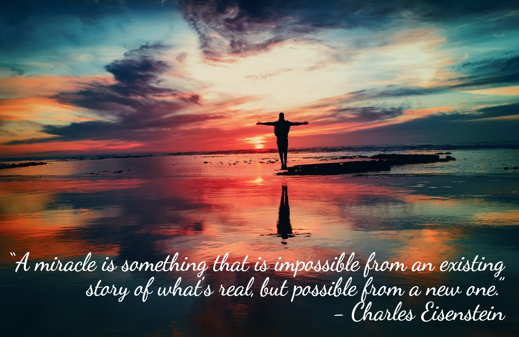 Charles Eisenstein: From Separation to Interbeing